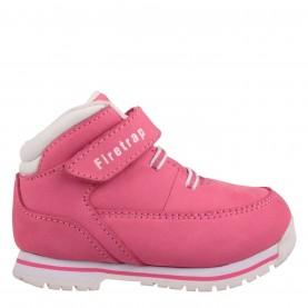 детски,обувки,детски,боти,firetrap,rhino,infant,boots,pink,white