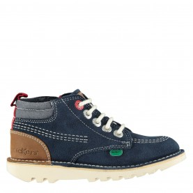 обувки,детски,боти,kickers,high,stroll,chukka,boots,blue