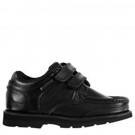 детски,обувки,детски,обувки,kangol,harrow,strapped,childrens,shoes,black