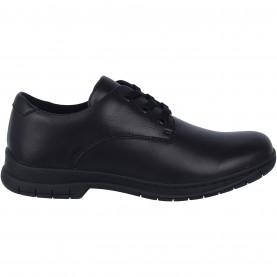 юношески,обувки,детски,обувки,kangol,churston,lace,up,junior,shoes,black