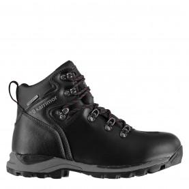 юношески,боти,детски,боти,детски,високи,обувки,за,ходене,зимни,обувки,karrimor,skiddaw,junior,walking,boots,black