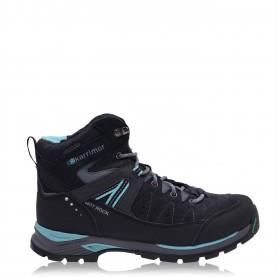 юношески,боти,детски,боти,детски,високи,обувки,за,ходене,зимни,обувки,karrimor,hot,rock,junior,walking,boots,navy,blue