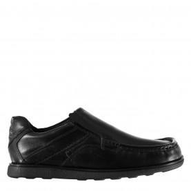 мъжки,обувки,мъжки,обувки,kangol,waltham,slip,mens,shoes,black