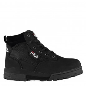 обувки,мъжки,маратонки,fila,grunge,low,men's,boots,black