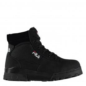 дамски,обувки,дамски,маратонки,fila,grunge,mid,ladies,boots,black