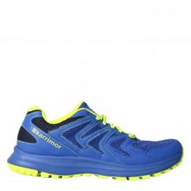 мъжки,маратонки,мъжки,маратонки,karrimor,caracal,mens,trail,running,shoes,blue,lime