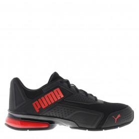 мъжки,маратонки,кецове,за,училище,мъжки,маратонки,puma,leader,vt,nubuck,mens,trainers,black,red