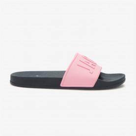 дамски,обувки,дамски,сандали,и,чехли,jack,wills,logo,sliders,pink,navy