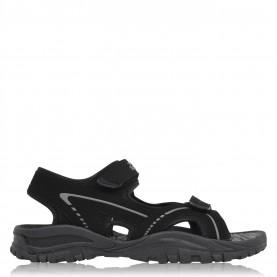 мъжки,сандали,мъжки,сандали,slazenger,wave,mens,sandals,black