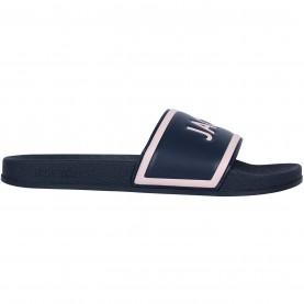 дамски,обувки,дамски,сандали,и,чехли,jack,wills,logo,sliders,navy