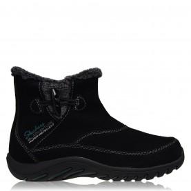 дамски,обувки,дамски,боти,skechers,descend,boots,ladies,black