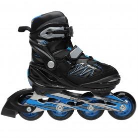 юношески,ролери,детски,ролкови,кънки,roces,boy,5.0,junior,inline,skates,black,blue