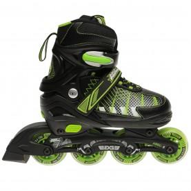 детски,ролкови,кънки,no,fear,edge,junior,skates,black,green