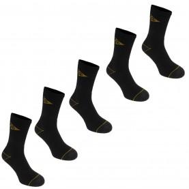 мъжки,чорапи,чорапи,коледни,джунджурии,аксесоари,за,безопасност,всички,работни,облекла,мъжки,чорапи,dunlop,workwear,socks,5,pack