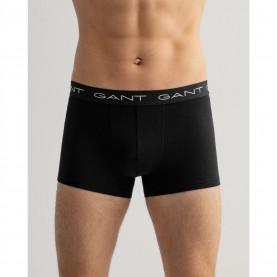боксерки,мъжко,бельо,gant,3,pack,trunks,grey,093