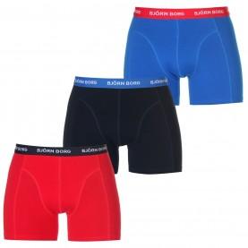 боксерки,мъжки,летен,каталог,мъжки,летни,аксесоари,мъжко,бельо,bjorn,borg,3,pack,contrast,trunks,nvy,red,blu