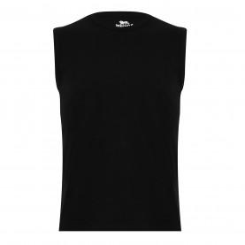 коледни,джунджурии,мъжко,бельо,lonsdale,sleeveless,small,logo,tee,shirt,mens,black