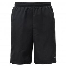 мъжки,къси,панталони,шорти,за,физическо,мъжки,къси,панталони,slazenger,woven,shorts,mens,black