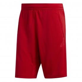 мъжки,къси,панталони,мъжки,къси,панталони,лека,атлетика,adidas,adidas,mens,kraft,3,stripes,shorts,red,black