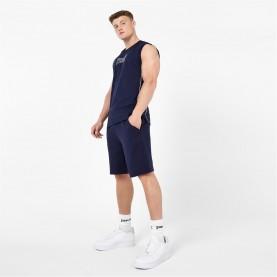 поларени,къси,панталони,мъжки,къси,панталони,everlast,fleece,shorts,navy