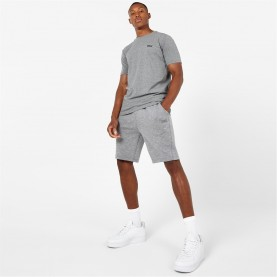 поларени,къси,панталони,мъжки,къси,панталони,everlast,fleece,shorts,grey,marl
