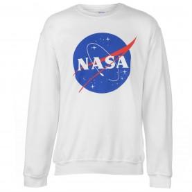 мъжка,блуза,мъжки,полари,мъжки,блузи,official,nasa,logo,sweatshirt,mens,logo,white