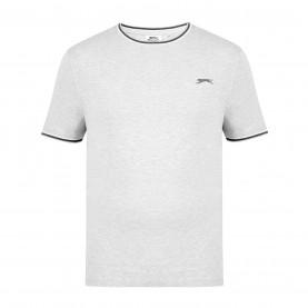 мъжка,тениска,мъжки,летен,каталог,мъжки,летни,облекла,мъжки,тениски,slazenger,tipped,t,shirt,mens,grey,marl