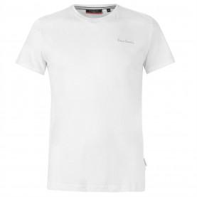 мъжка,тениска,мъжки,летен,каталог,мъжки,летни,облекла,мъжки,тениски,pierre,cardin,plain,t,shirt,mens,white