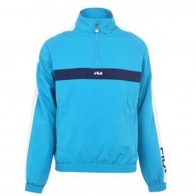 мъжко,яке,мъжки,якета,fila,jona,half,zip,jacket,mens,blue