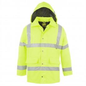 мъжки,анорак,работни,облекла,работни,якета,и,жилетки,всички,работни,облекла,dunlop,hi,vis,parka,mens,yellow