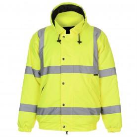 мъжко,яке,работни,облекла,работни,якета,и,жилетки,всички,работни,облекла,dunlop,hi,vis,bomber,jacket,mens,yellow