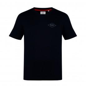 тениска,мъжки,тениски,lee,cooper,essentials,v,neck,t,shirt,men's,black