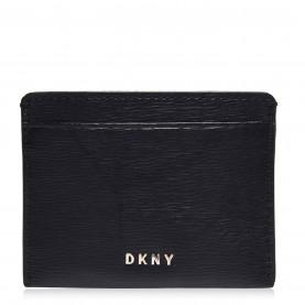 дамски,чанти,dkny,dkny,bryant,sutton,card,holder,black,gold,bgd