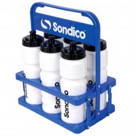 футболни,аксесоари,sondico,water,bottle,carrier,set,blue