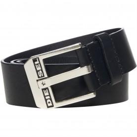 колан,колани,diesel,bluestar,leather,belt,black,leather