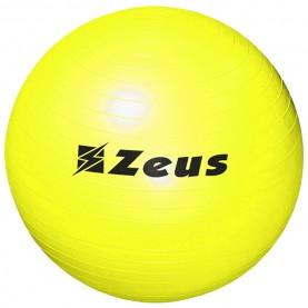фитнес,оборудване,фитнес,аксесоари,йога,и,пилатес,zeus,gym,fitness,yoga,gym,ball,75cm,yellow