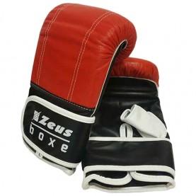 боксови,ръкавици,бокс,състезателна,екипировка,за,бокс,zeus,training,boxing,gloves,red