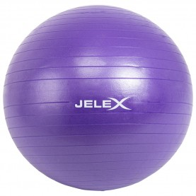 фитнес,оборудване,фитнес,аксесоари,йога,и,пилатес,jelex,fitness,yoga,ball,with,pump,65cm,purple