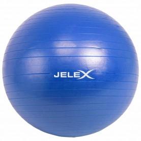 фитнес,оборудване,фитнес,аксесоари,йога,и,пилатес,jelex,fitness,yoga,ball,with,pump,65cm,blue