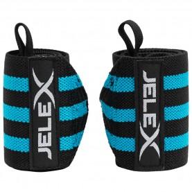 фитнес,оборудване,фитнес,аксесоари,йога,и,пилатес,jelex,strong,fitness,wrist,support,black,blue