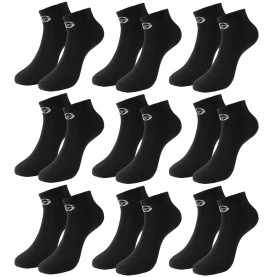 чорапи,чорапи,мъжко,бельо,мъжки,чорапи,sergio,tacchini,men,sneaker,socks,9,pairs,black
