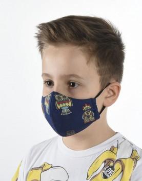 Трислойна маска - момче