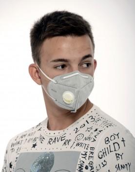 Защитна шестслойна маска-клас KN95