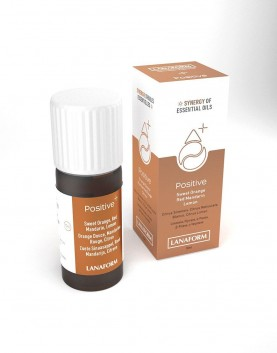 LANAFORM POSITIVE Зареждаща комбинация от аромати