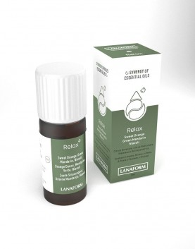 LANAFORM RELAX Релаксираща комбинация от аромати